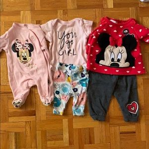 Other - 2 outfits and 1 onesie